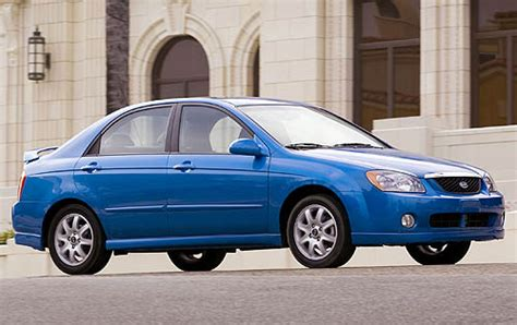Kia Spectra Recalls Kia Recalls Spectra Fuel Tank Could Fall On The Ground