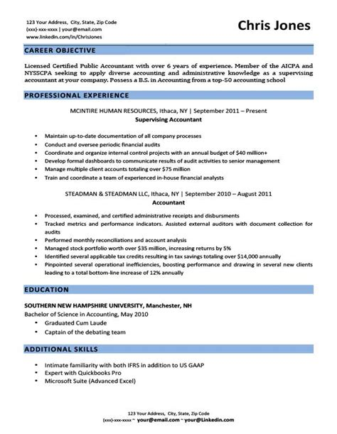 Objective For Resumes by Resume Objective Exles For Students And Professionals Rc