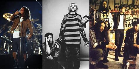 best grunge rock bands top 5 grunge icons