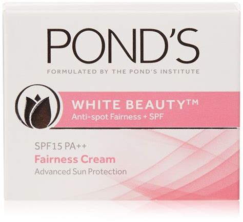 ponds ff wb 100gr ponds white skin 50 gm buy ponds white