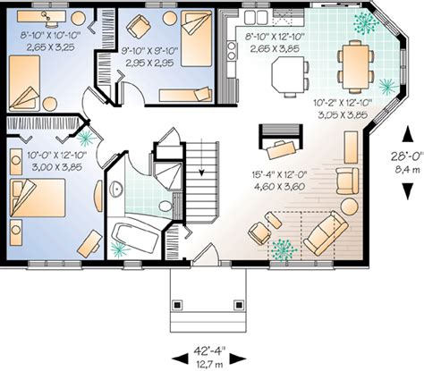 traditional bungalow house plans floor plan of bungalow ranch traditional house plan