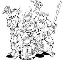 tmnt coloring pages printable teenage mutant ninja turtles coloring pages nickelodeon