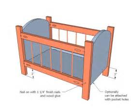 Plans For Building A Baby Crib Free Wood Doll Cradle Free Plans Woodworking Projects Plans