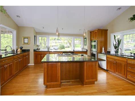 split level kitchen island huge kitchen with island split level homes pinterest