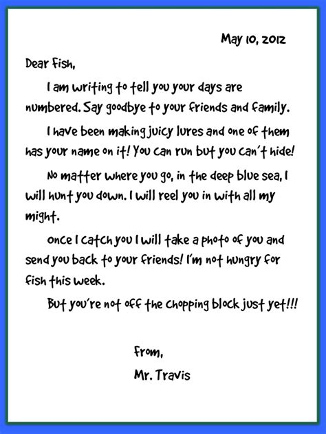 miss rorey s room friendly letter writing