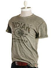 Esprit Vintage Jersey T Shirt Ink vintage indian motorcycles indian motorcycles and