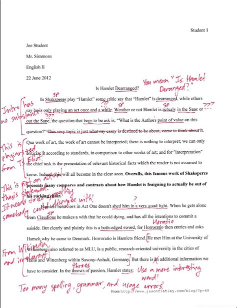 Essays Mla Format by Mla Essay Title