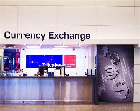 currency converter exchange currency exchange international terminal san francisco