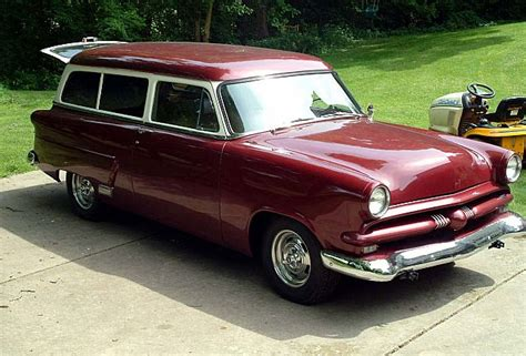 1953 ford ranch wagon for sale joliet illinois