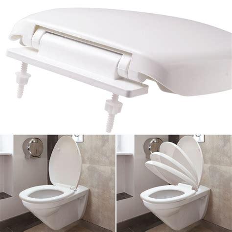abattant wc frein de chute 2968 abattant wc blanc avec frein de chute int 233 gr 233 linge et