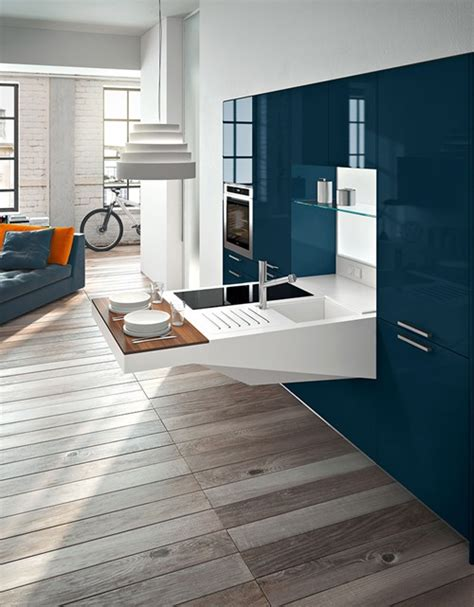 Space Saving Kitchen Design 6 Futuristic Space Saving Kitchen Ideas Interior Design