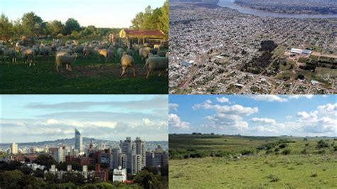 imagenes urbanas y rurales espacios urbanos y rurales geograf 236 a uruguaya