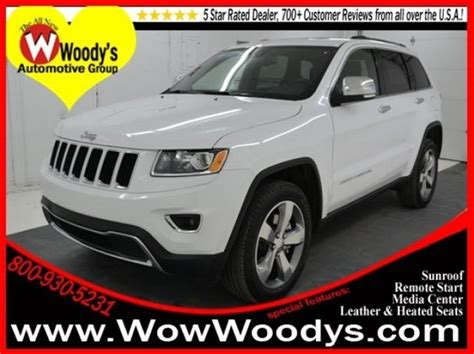 2014 Jeep Grand For Sale Brand New 2014 Jeep Grand For Sale At Woody S