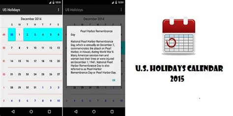 android source code us holidays calendar android app source code