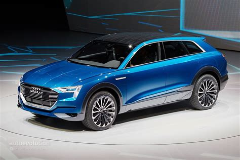 Audi Q6 by Audi Q6 Electric Suv To Be Built In Belgium From 2018