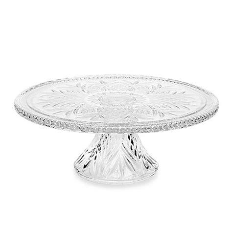 bed bath and beyond dublin godinger dublin crystal cake plate bed bath beyond