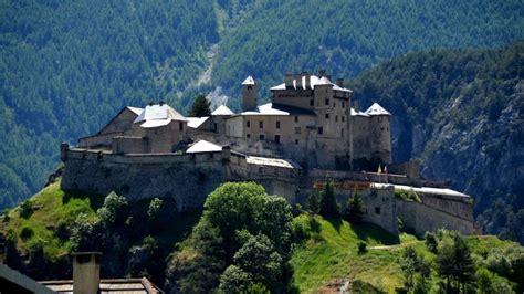 Le fort Queyras, un bijou médiéval du XIIe siècle est à vendre