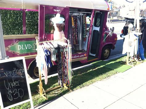 fashion truck for sale
