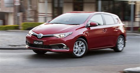 2016 Toyota Corolla Specs 2016 Toyota Corolla Hybrid Pricing And Specifications