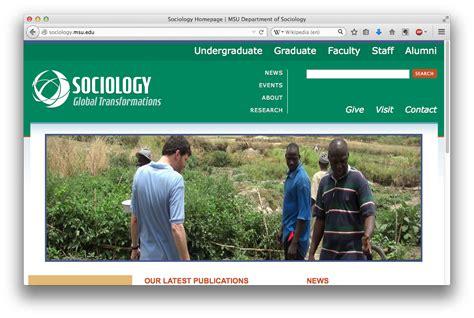Michigan Mba Environmental Science by Msu Environmental Science And Policy Program