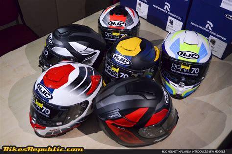 Helm Hjc Yamaha hjc helmet malaysia memperkenalkan model model terbaru