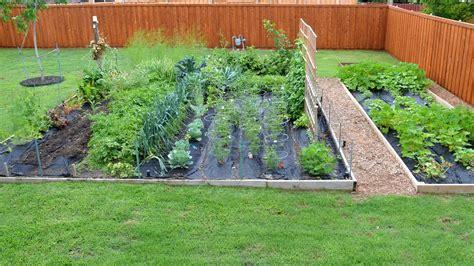 W Garden Chef S Vegetable Garden Update