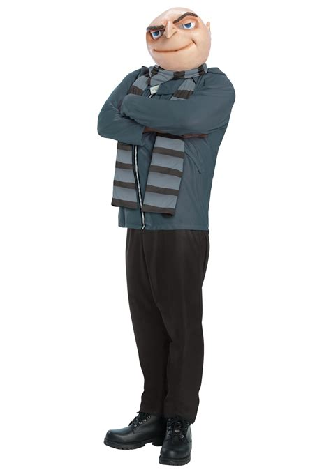 costume for adults gru costume