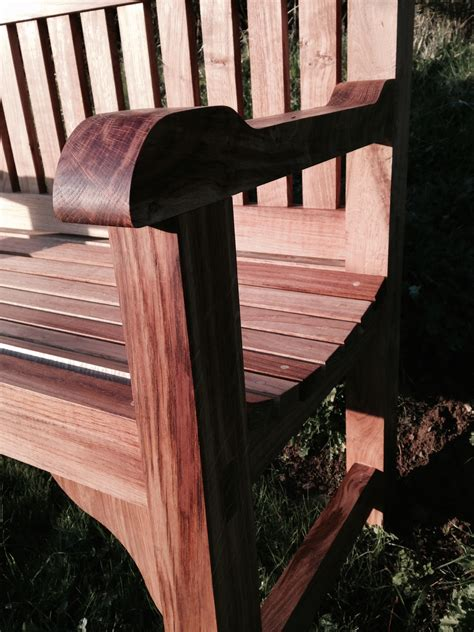 hardwood garden bench sapele the wooden workshop oakford devon sapele bench detail the wooden workshop oakford devon the wooden workshop