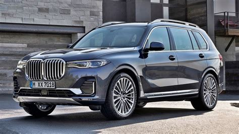 bmw   largest  seater suv youtube