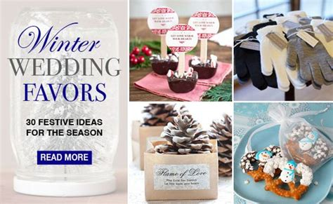 Wedding Favors Los Angeles by 30 Ideas For Winter Wedding Favors Winter Wedding Favors
