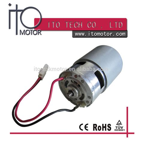 electric motor fan rs 555 high torque pm dc motor high rpm 12v dc electric