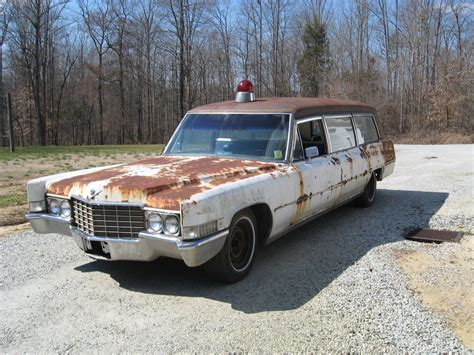 cadillac ambulance 1969 cadillac ambulance hearse combination hearses for