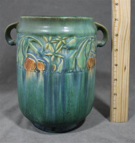 Antique Roseville Pottery Vases by Antique Roseville American Pottery Baneda 2