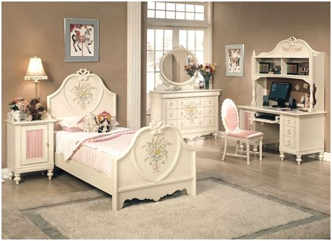 bedroom sets girls girl39s white bedroom set cecilie in acme furniture