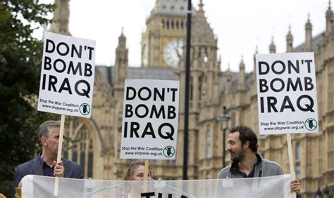where we are the state of britain now books parliament authorizes involvement in iraq