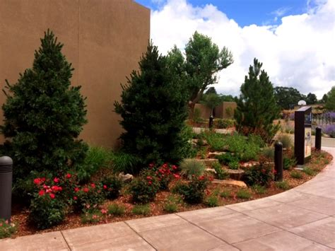 church landscaping santa fe nm by scotts irrigation