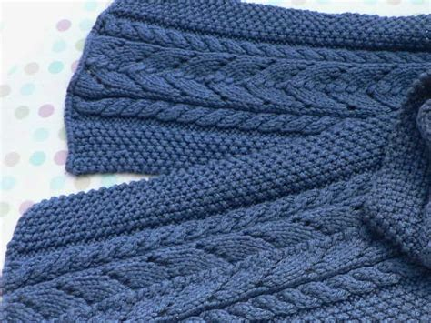 fishtail lace knitting pattern fishtail lace and cables scarf clothes press
