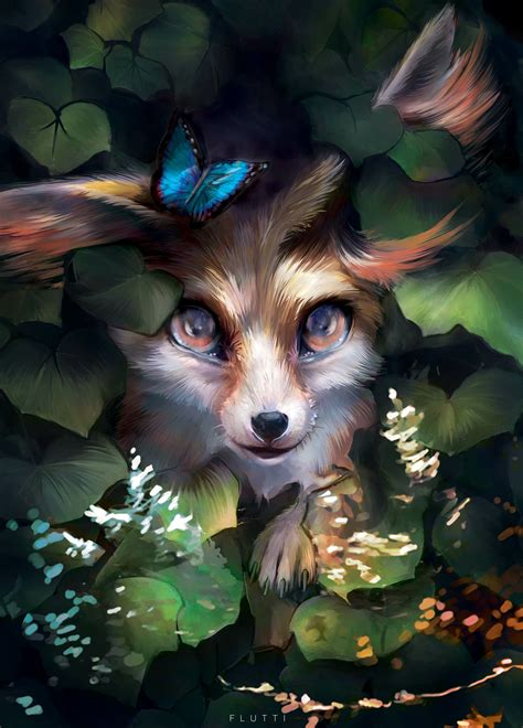 fox phone animated wallpapers wallpaper cave
