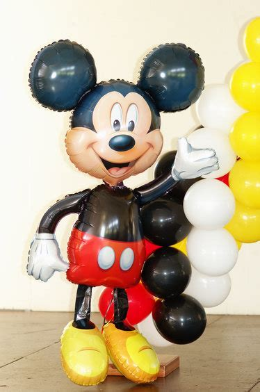 8564 Yellow Mickey Mouse mickey mouse minnie mouse yellow white black