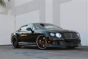 Bentley Continental Gt With Rims Black Wheels For Bentley Continental Gt Giovanna Luxury