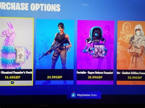 price drops fortnite