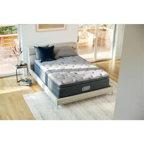 Beautyrest Silver Santa Barbara Cove Queen Luxury Firm Home Luxury Mattress