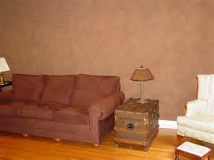 Suede Faux Painting - surfaces with paint faux suede wall finish