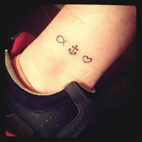 hope heartbeat tattoo 45 perfectly cute faith hope love tattoos and designs with