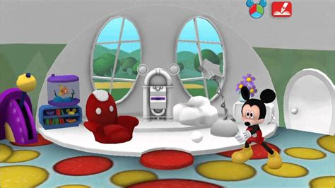 Mickey Mouse Clubhouse Room by Mickey Mouse Clubhouse Color Paint Play Children