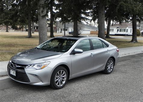 2015 Camry Toyota 2015 Toyota Camry Is Much Improved And Likable