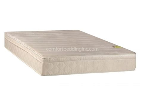 comfort pedic mattress reviews comfort pedic white foam encased eurotop firm twin