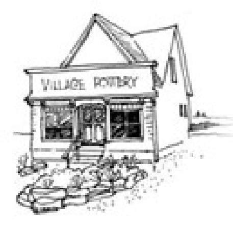 sketchbook shop shop sketch picture of pottery new