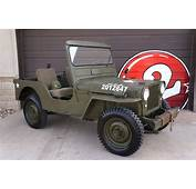 Image Gallery 1950 Jeep