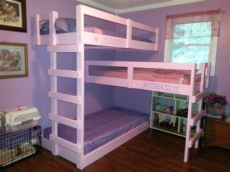 triple bunk beds for kids bedroom smart beds for small bedrooms ideas triple
